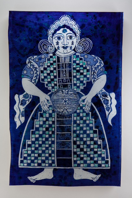 , 'COSMIC WOMAN,' 2016, Traver Gallery