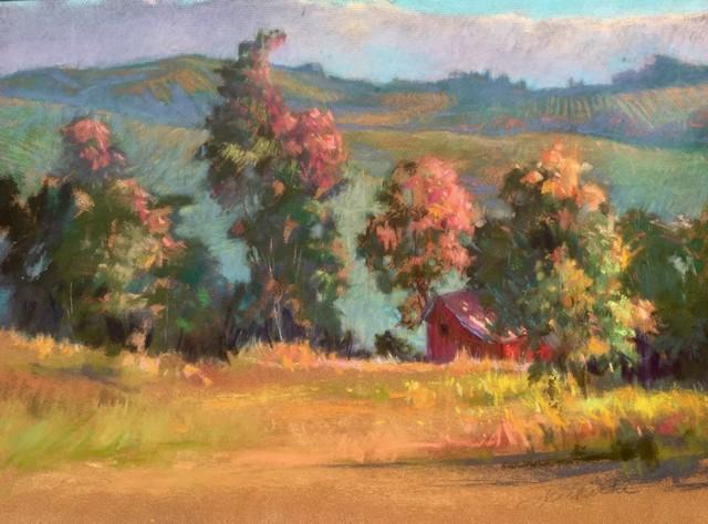 , 'Fall Morning,' 2018, 530 Burns Gallery