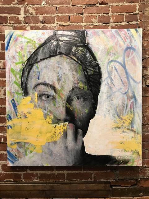 , 'Betty,' 2018, Mason-Nordgauer Fine Arts Gallery