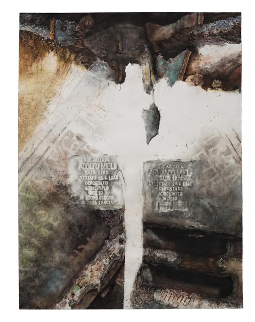 , 'Qui Abitava II,' 2016-2018, Ricco/Maresca Gallery