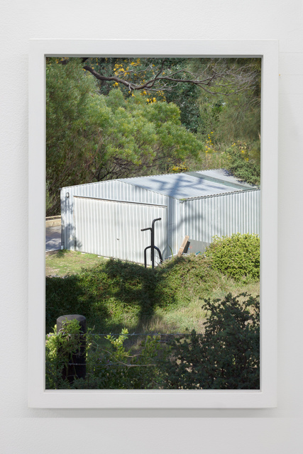 , 'Backyard Antenna,' 2015, Tatjana Pieters