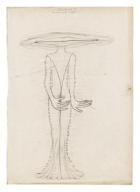 , 'Philosophie der Sinnlosigkeit,' 1986, Levy