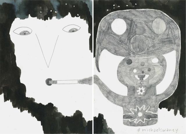 , 'La noche es nuestra (#muchaelswaney),' 2018, Estrany - De La Mota