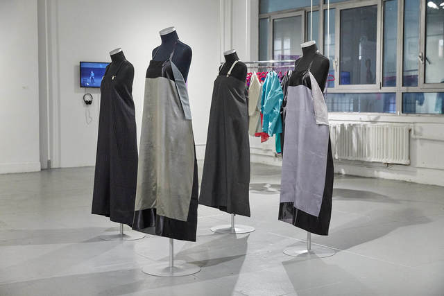 , 'Personal Panel Uniform,' 1994, EFA Project Space