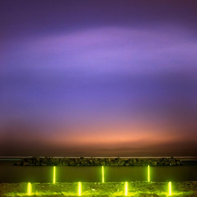 , 'Euclid Beach,' 2016, Sous Les Etoiles Gallery