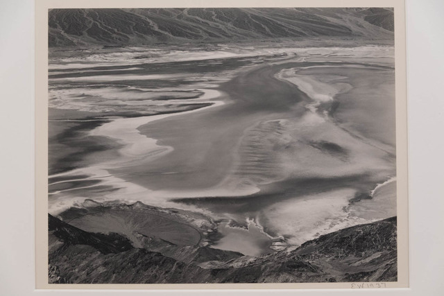 , 'Dante's View, Death Valley,' 1938, The Halsted Gallery