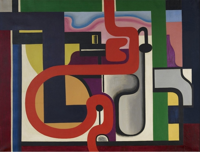 Auguste Herbin, 'Composition', 1927, BAILLY GALLERY