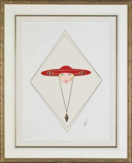 , 'Red Hat,' 1990, Martin Lawrence Galleries