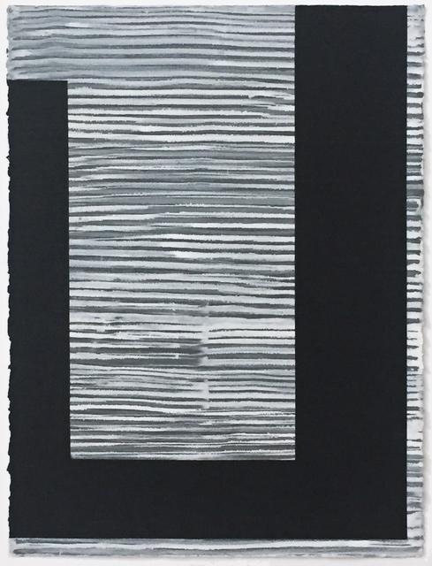 , 'Upsilon (Ingot),' 2017, CRUSHCURATORIAL