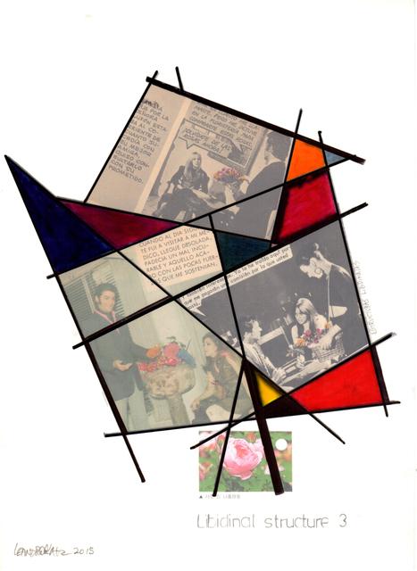 , 'Estructura Libidinal 3,' 2015, Henrique Faria Fine Art