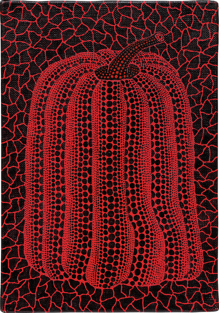 Yayoi Kusama, 'Pumpkin', 1991, Phillips