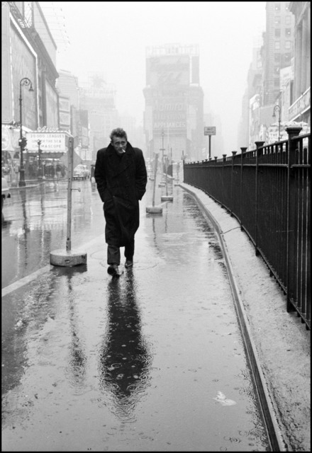 , 'James Dean in New York City, ,' 1955, Magnum Photos