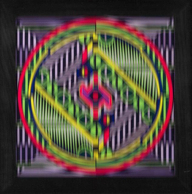 , 'Composizione Vibrante,' 1983, TAG TheArtGallery