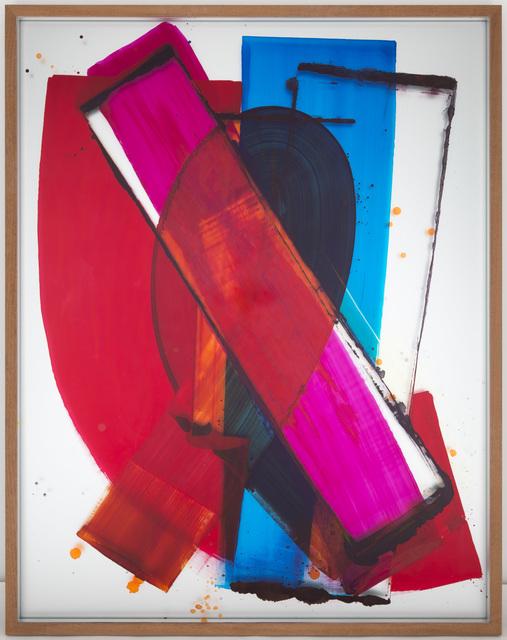 , 'I Love You (Blue Alcorage),' 2014, Galerie Peter Kilchmann