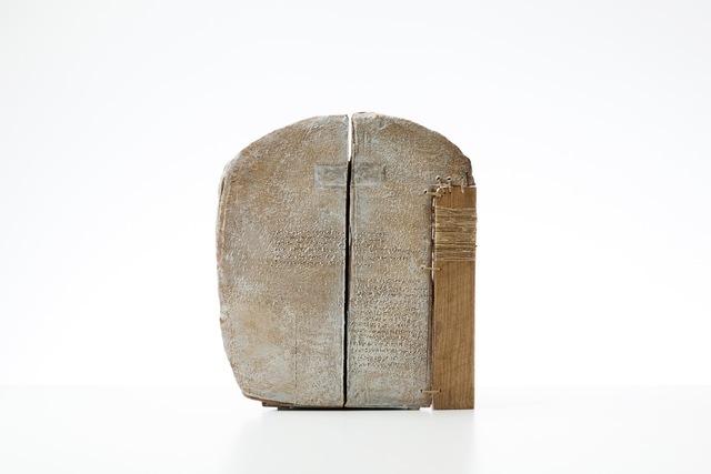 , 'Stele #20,' 2016, Ricco/Maresca Gallery