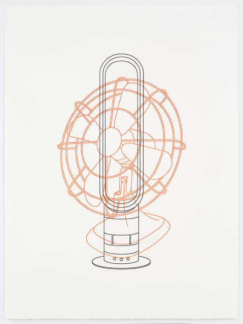 , 'Fan / Fan,' 2017, Alan Cristea Gallery
