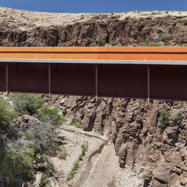 , 'Canyon Overpass, New Mexico,' 2017, Gallery Vassie
