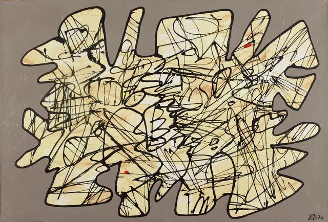 , 'Parachiffre XXVII,' 1974, Galeria Marc Domenech