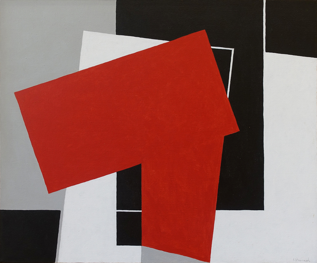 , 'Color Red,' 1990, Hollis Taggart
