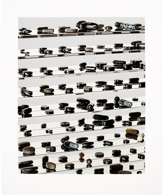 Damien Hirst, 'Black Brilliant Utopia', 2013, Gregg Shienbaum Fine Art