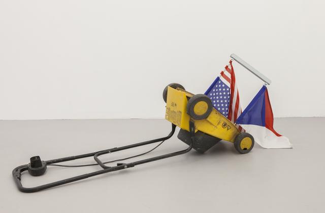 , 'Low-Mow,' 2013, Ruttkowski;68