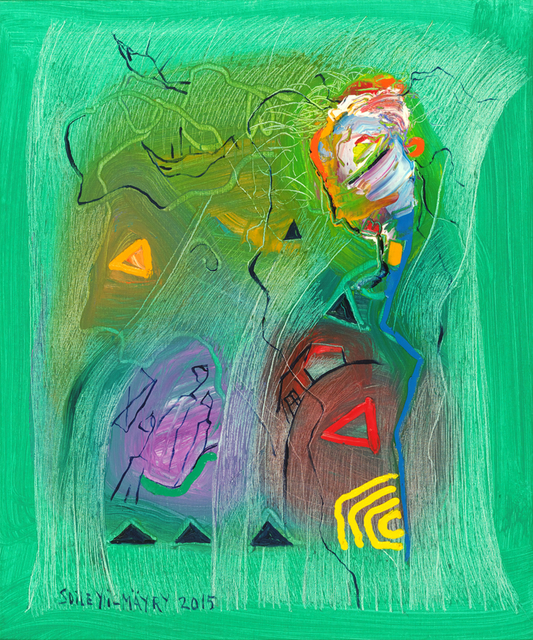 , 'Wind Stone,' 2015, Walter Wickiser Gallery