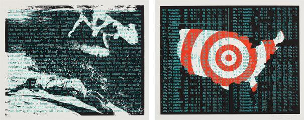 David Wojnarowicz, 'Untitled (for Act-up)', 1990, P.P.O.W