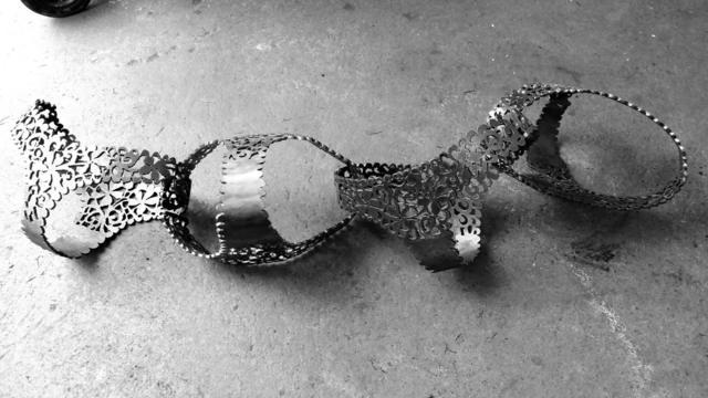 , 'Pantie Chain,' 2016, Art Mûr