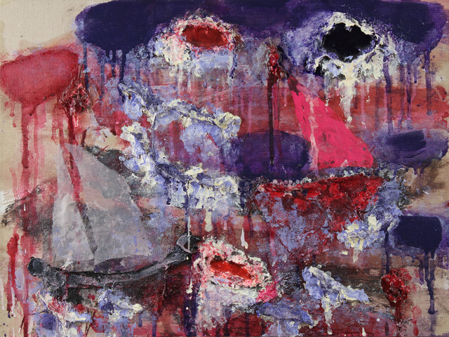 , 'Small Seascape,' 2011, Alexandre Gallery