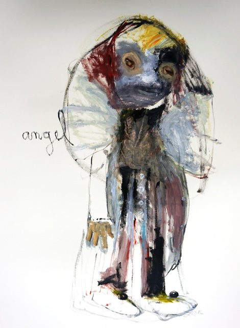 , 'Angel,' 2016, Knight Webb Gallery