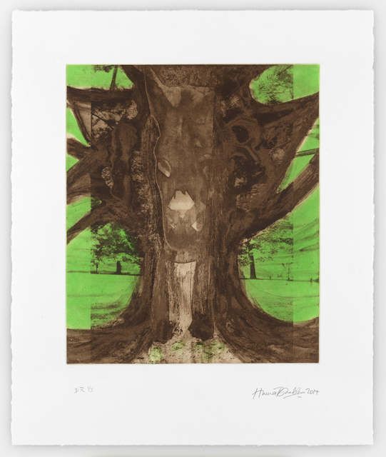 , 'Untitled,' 2017, Whitechapel Gallery