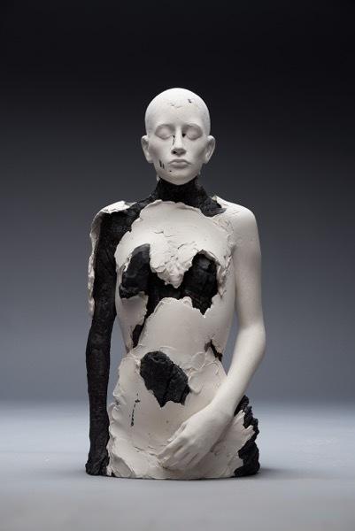 Aron Demetz, 'untitled ', 2019, Galleria Doris Ghetta