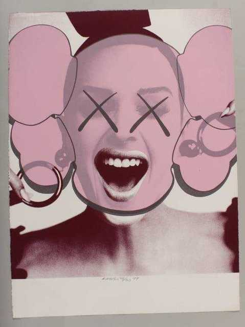 KAWS, 'Supermodel #2', 1999, John Wolf Art Advisory & Brokerage