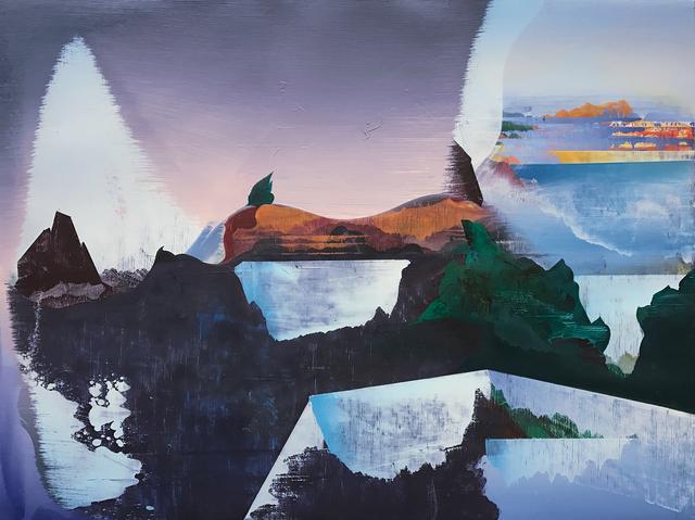, 'Expander,' 2016, Pierogi