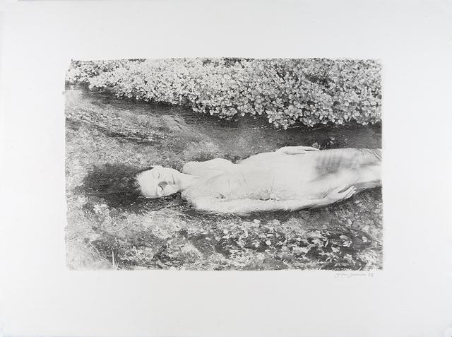 , 'Self-Portrait in Stream,' 1970, Dowling Walsh