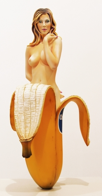 , 'Chiquita Banana,' 2007, Galerie Ernst Hilger