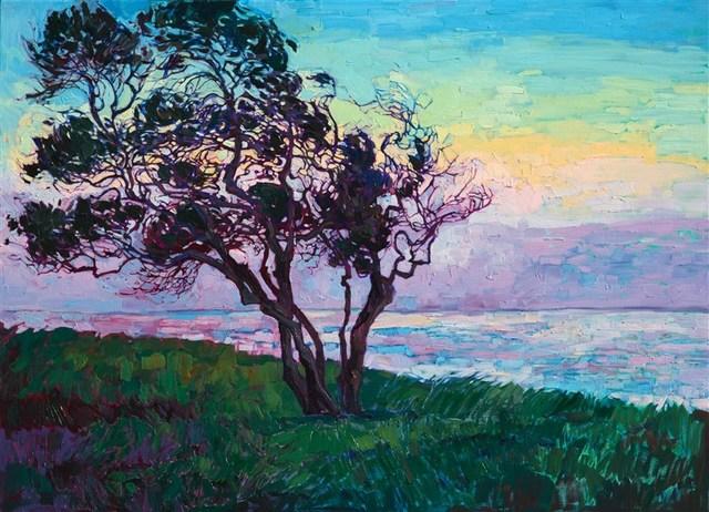 , 'Coastal Dawn,' 2017, The Erin Hanson Gallery