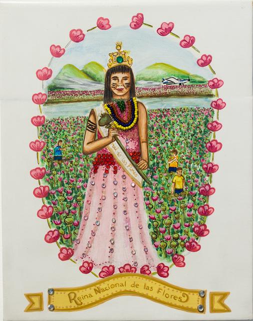 Luis Nicolás Camargo, 'Reina Nacional de las Flores', 2005-2007, Track 16 Gallery