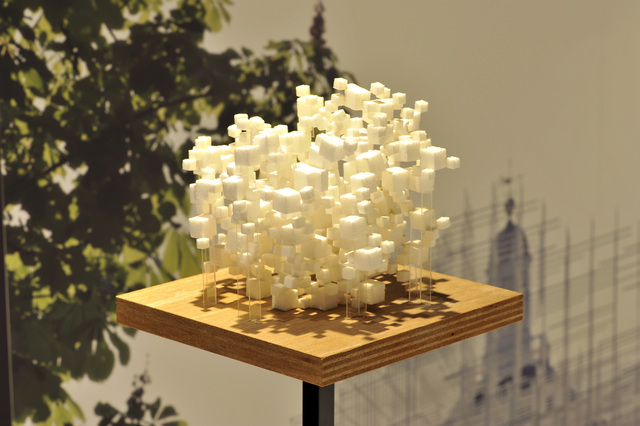 , 'Many Small Cubes,' , Japan House London