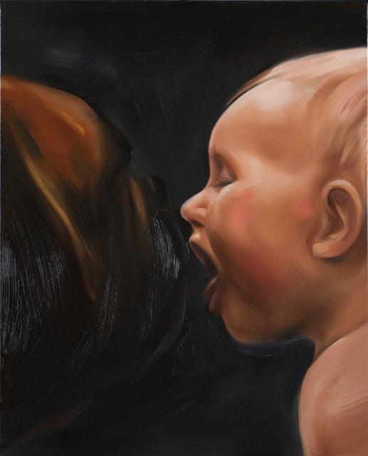 , 'Puppy,' 2013, Michael Fuchs Galerie