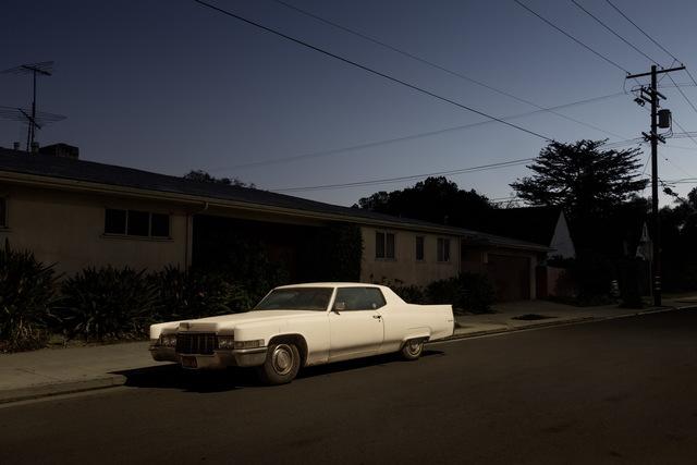 , 'Sleeping Car, Oakwood Avenue #2,' 2012, Fahey/Klein Gallery