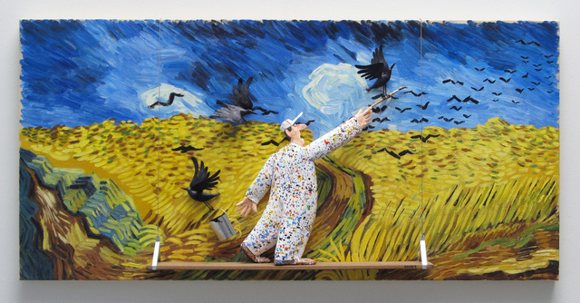 , 'GMIA: Van Gogh - Wheatfield with Crows,' , Water Street Gallery