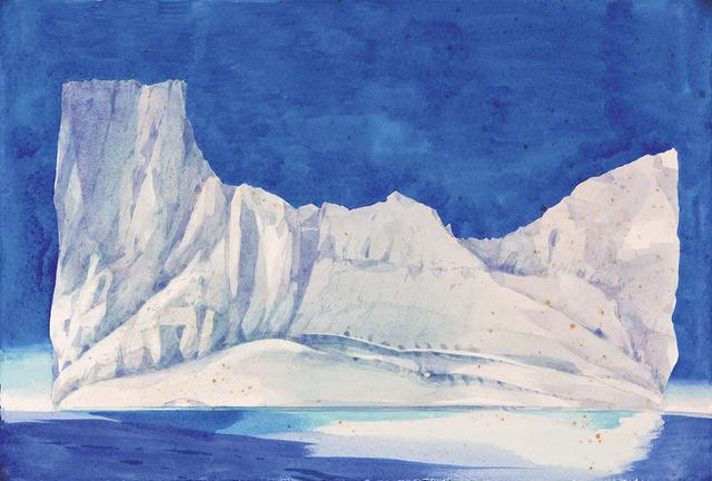 , 'Ampitheatre, Arthur Harbor, Antarctica ,' , Dowling Walsh