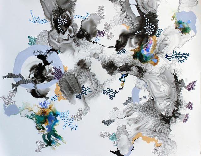 , 'Unchartered Waters 4,' 2016, Adah Rose Gallery