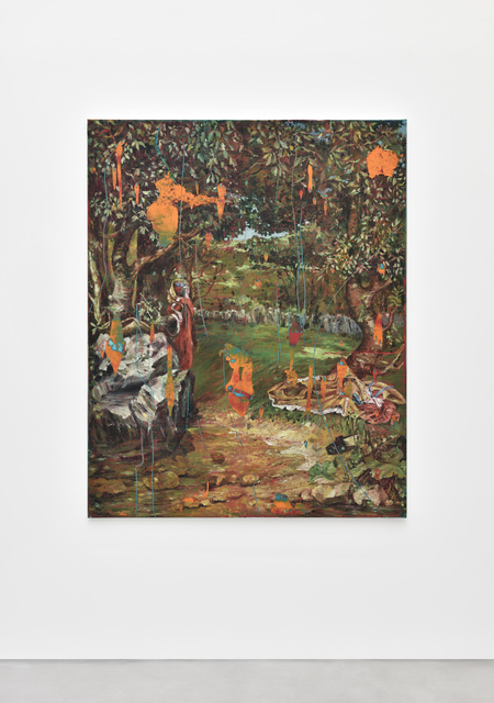 , 'Les Baigneuses,' 2017, Galerie Christophe Gaillard