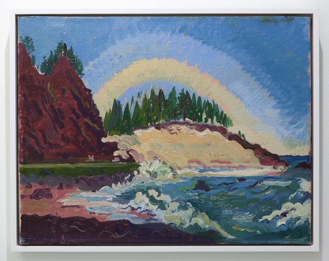 , 'Northern California Surf,' 2019, 1969 Gallery