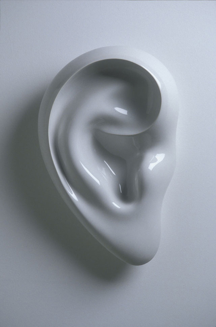 , 'To Listen with Half an Ear,' 2003, Ferrin Contemporary
