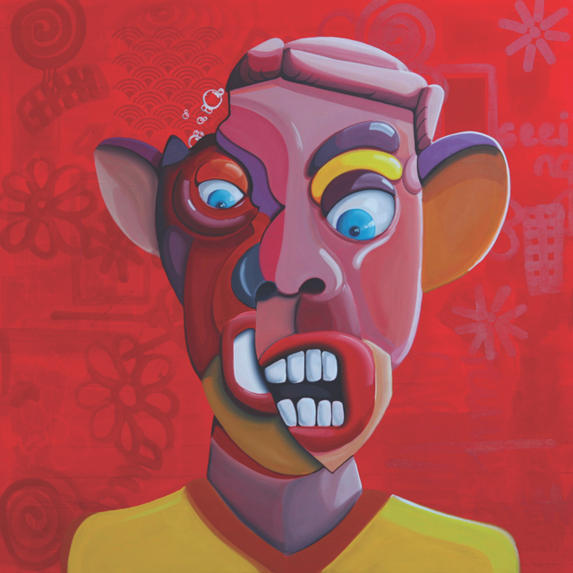 , 'RED (ANGRY),' 2016, Mark Hachem Gallery
