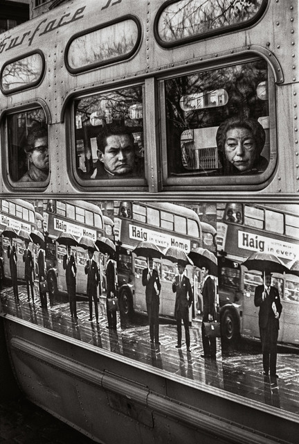, 'Eighth Street Cross Town Bus,' 1965, Damiani