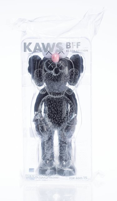 KAWS, 'BFF (Black and MoMa)', 2017, Heritage Auctions